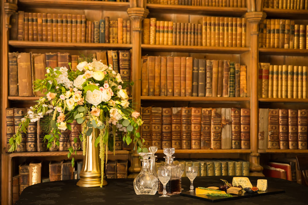 Traditional English Country Wedding flowers, created by Kimberley Rose Designs