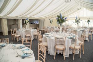 10 things to consider for your marquee wedding by Kimberley Rose Designs