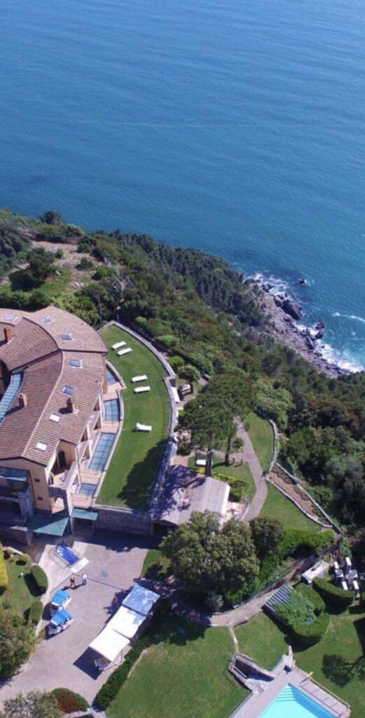 tuscan wedding venue golfo del poeti