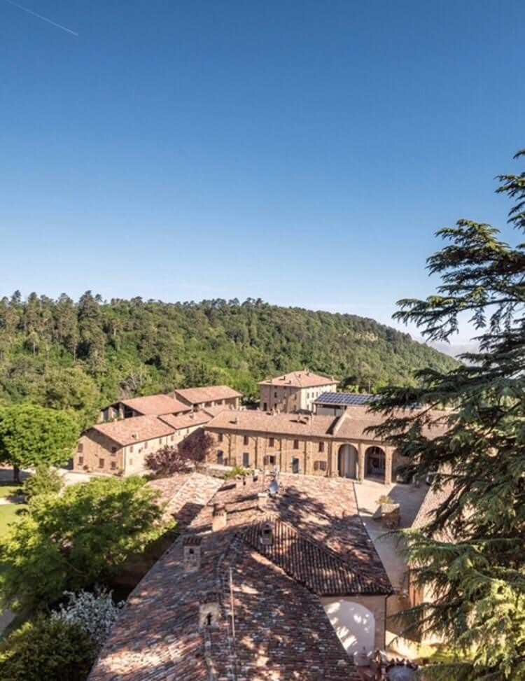tuscany wedding venues borgo dela rocca