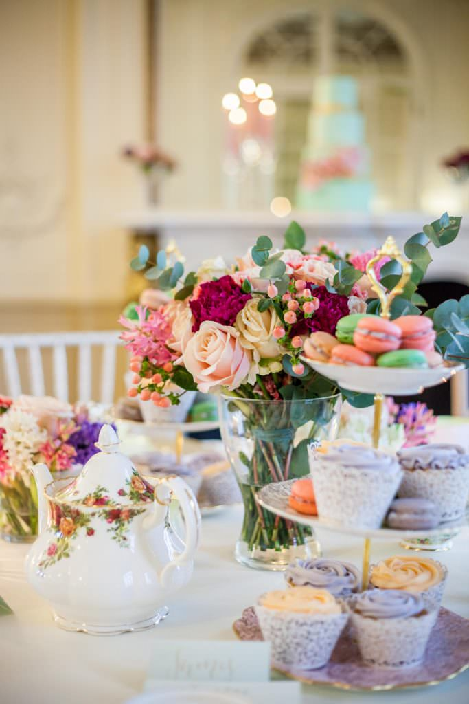 Wedding High Tea by Kimberley Rose Designs