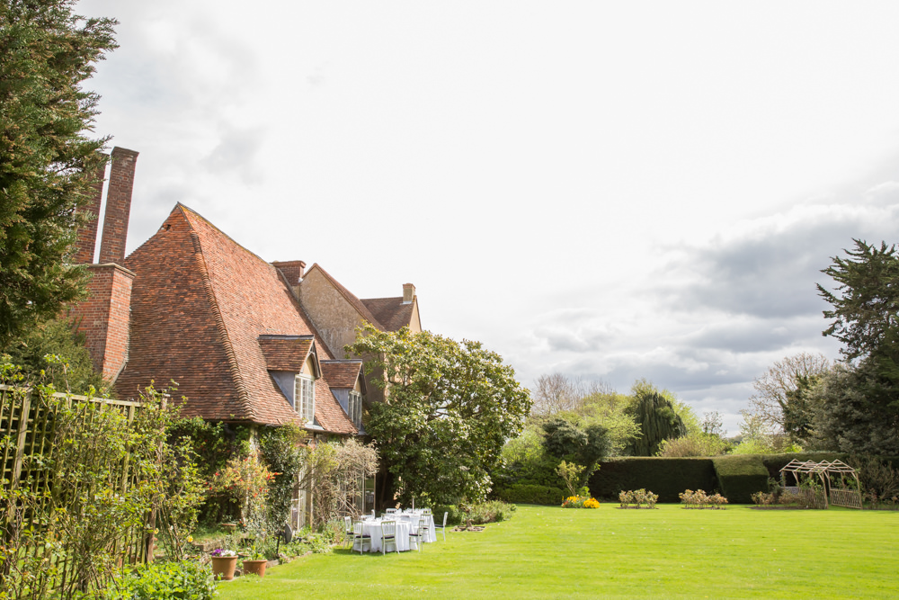 Traditional English Country House Wedding at Nurstead Court, created by Kimberley Rose Designs