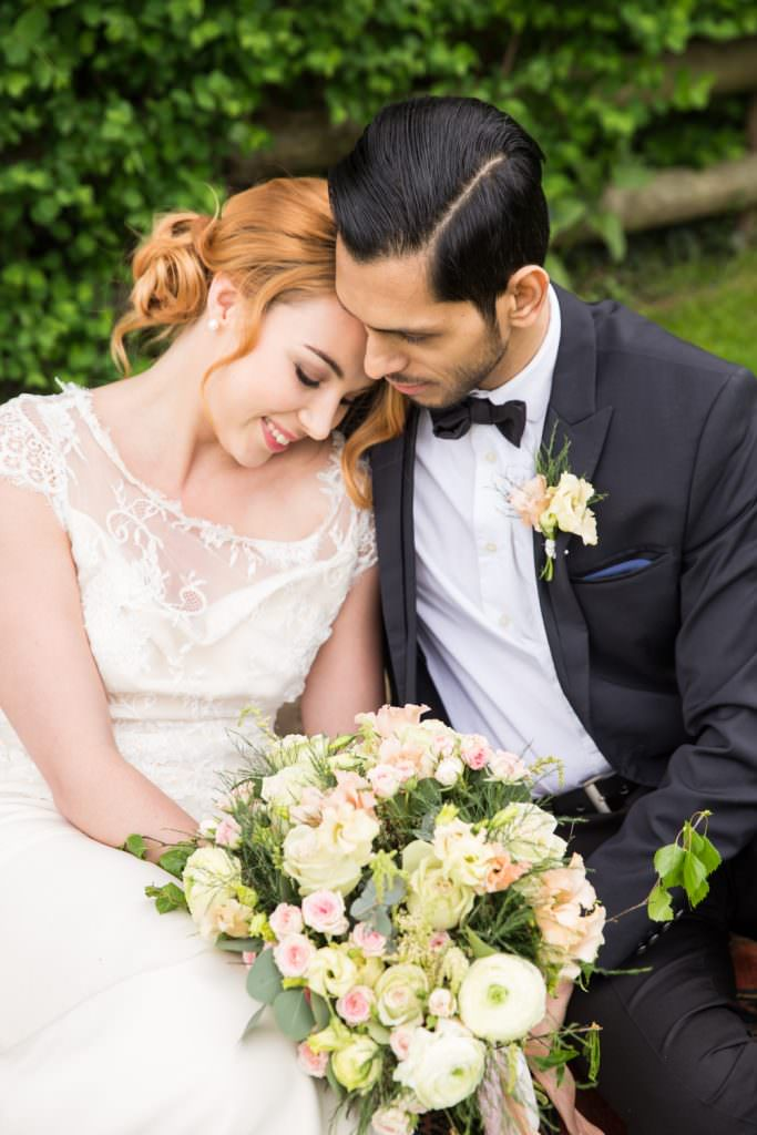 Traditional Romantic English Wedding, created by Kimberley Rose Designs