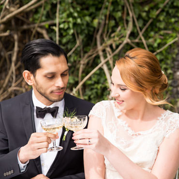 Traditional English Wedding, created by Kimberley Rose Designs