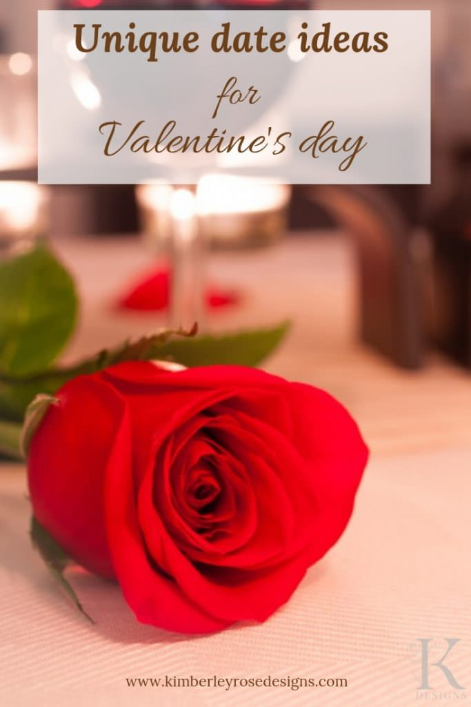 Kimberley Rose offers unique date ideas for valentine's day