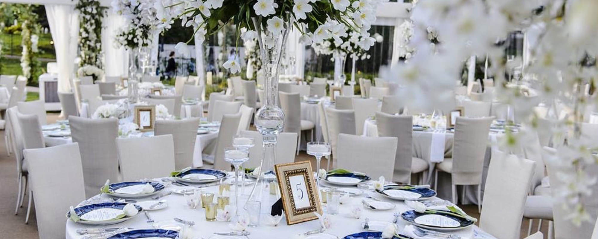 10 things to consider when planning your marquee wedding by Kimberley Rose Designs