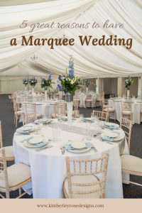 5 great reasons to have a marquee wedding tips by marquee wedding planner surrey, Kimberley Rose Designs