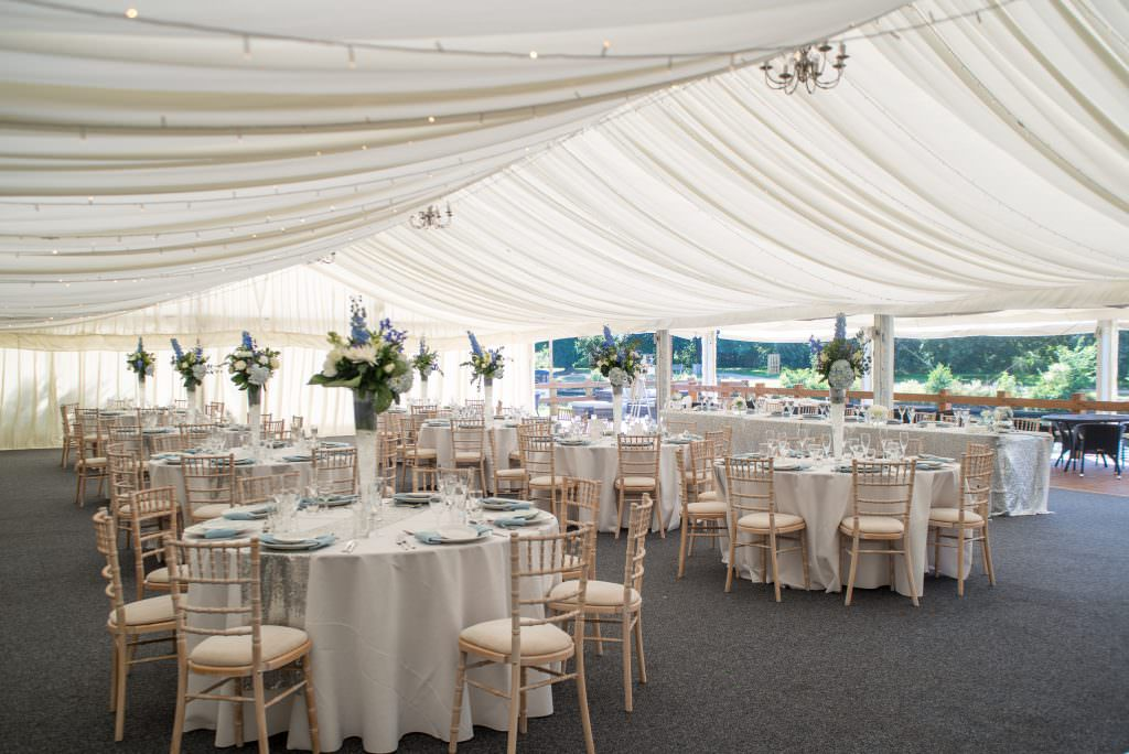 marquee wedding planner surrey, 5 great reasons to have a marquee wedding by Kimberley Rose Designs