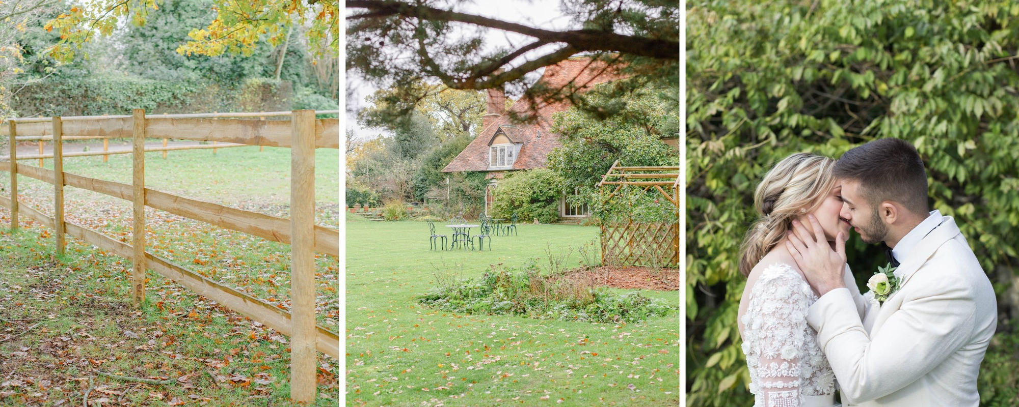 beautiful grounds of the english countryside by wedding planner Kimberley Rose Designs