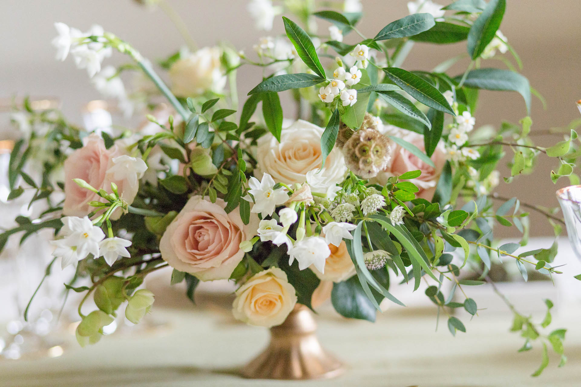 beautiful wedding flowers by Catherine of Floral Evolution