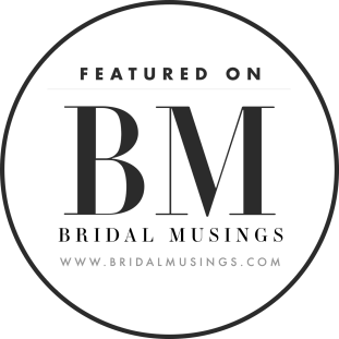 kimberley rose designs featured on bridal musings