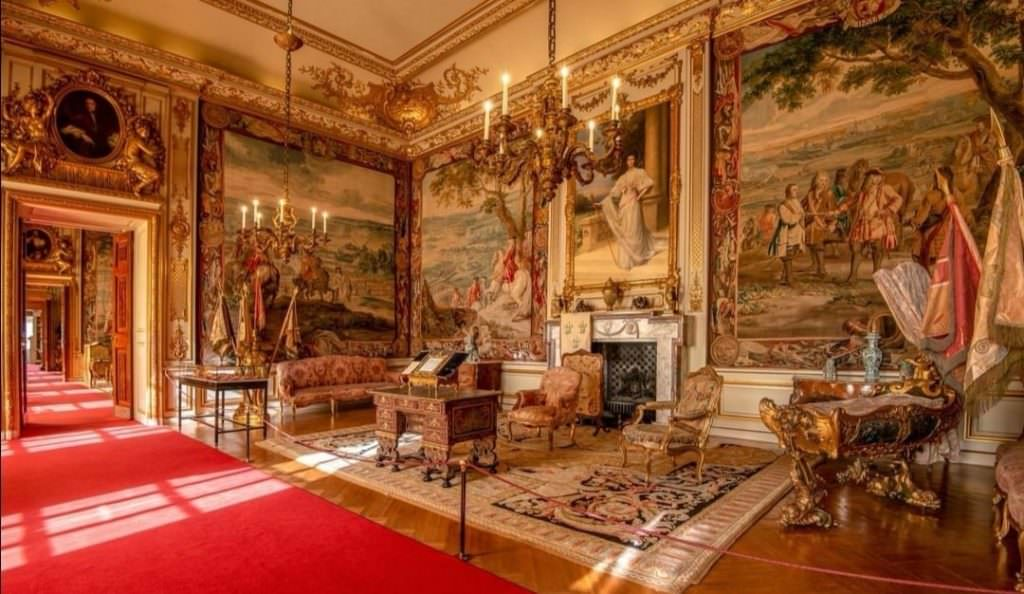 holkham hall stately country house wedding venue in Leicester UK