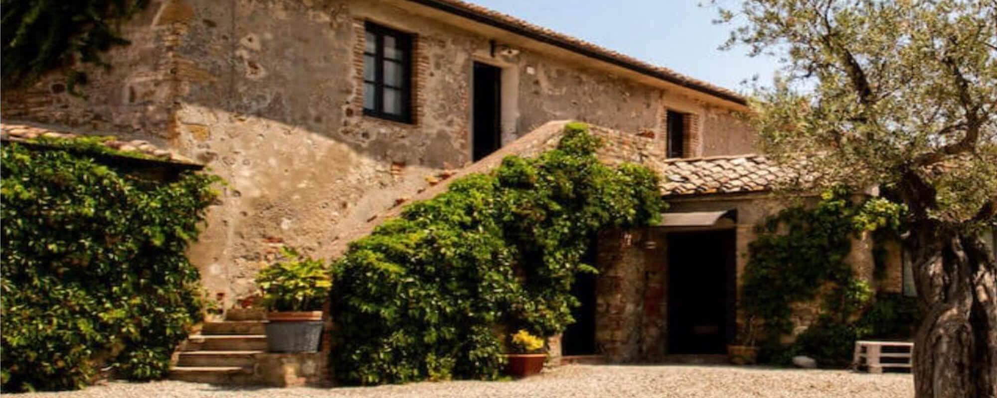 tuscany wedding venues with onsite accomodation